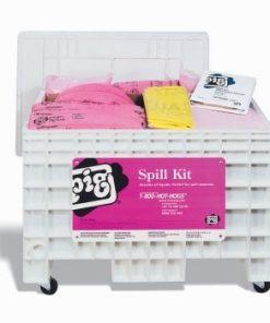 Bộ kit xử lý hóa chất tràn NewPig 303 - Khả năng thấm hút hóa chất 273L
