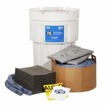 Bộ kit xử lý dầu tràn vãi NewPig KIT2000 - Ứng phó nhanh các sự cố tràn xảy ra