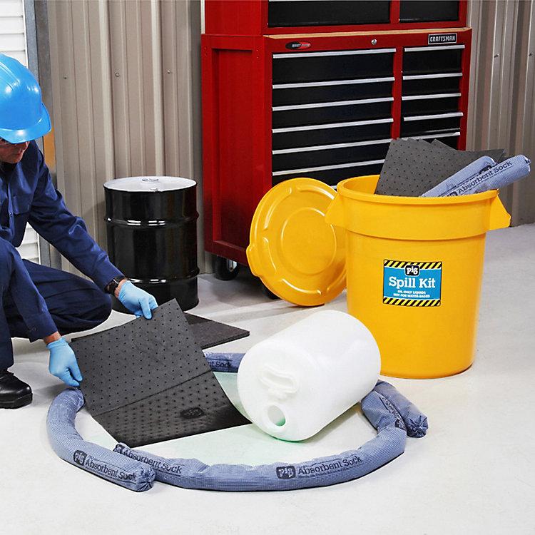 Bộ Spill Kit ứng phó nhanh sự cố tràn