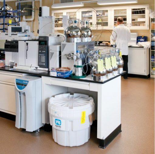Bộ Kit xử lý hóa chất NewPig KIT311 - Thích hợp sử dụng trong phòng thí nghiệm